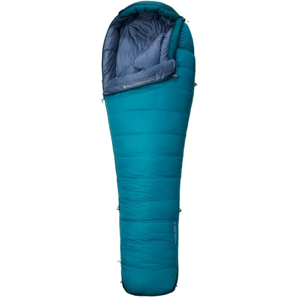 Mountain Hardwear Bishop Pass 15F/-9°C Women's - Daunenschlafsack vivid teal - Bild 1