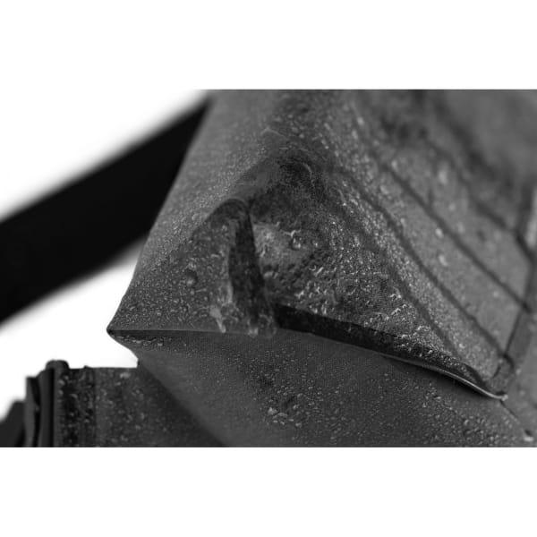 Apidura City Messenger S - 11 Zoll Kuriertasche dark grey melange-black - Bild 15