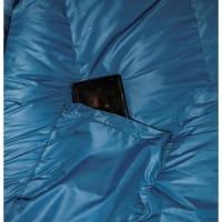 Vorschau: Grüezi Bag Biopod DownWool Ice Women - Daunen- & Wollschlafsack ice blue - Bild 8