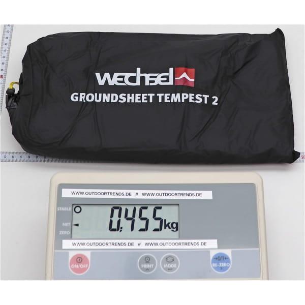 Wechsel Tents Groundsheet Tempest 2 - Zeltunterlage - Bild 2