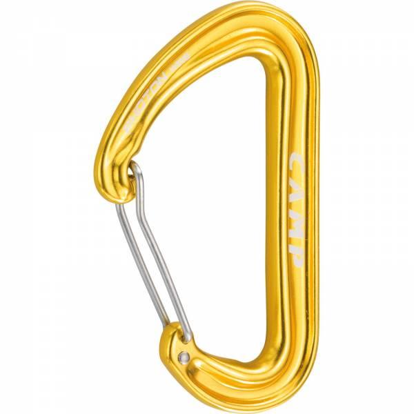 Camp Photon Wire - Karabiner yellow - Bild 2