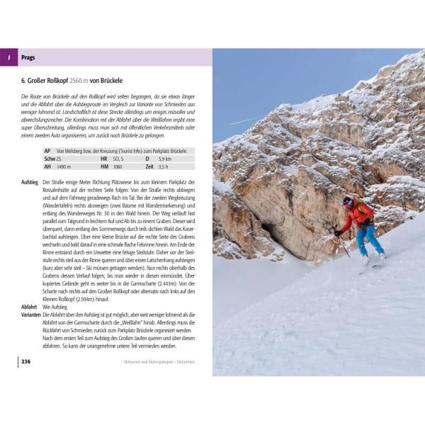 Panico Verlag Südtirol Band 1 - Skitourenführer - Bild 8