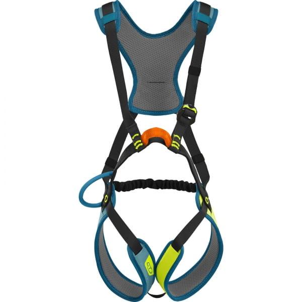 Climbing Technology Flik - Komplettgurt blue-lime-black - Bild 3
