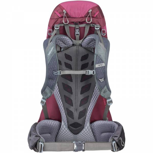 Gregory Women's Deva 60 - Trekkingrucksack plum red - Bild 6