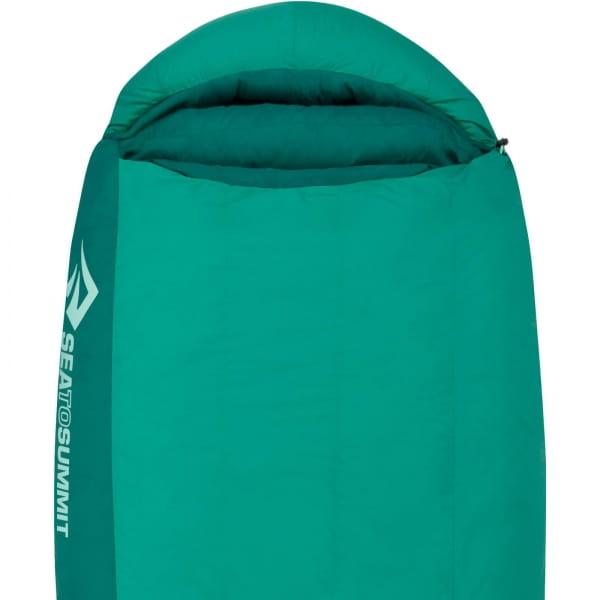 Sea to Summit Journey JoI Women's - Schlafsack peacock-emerald - Bild 9