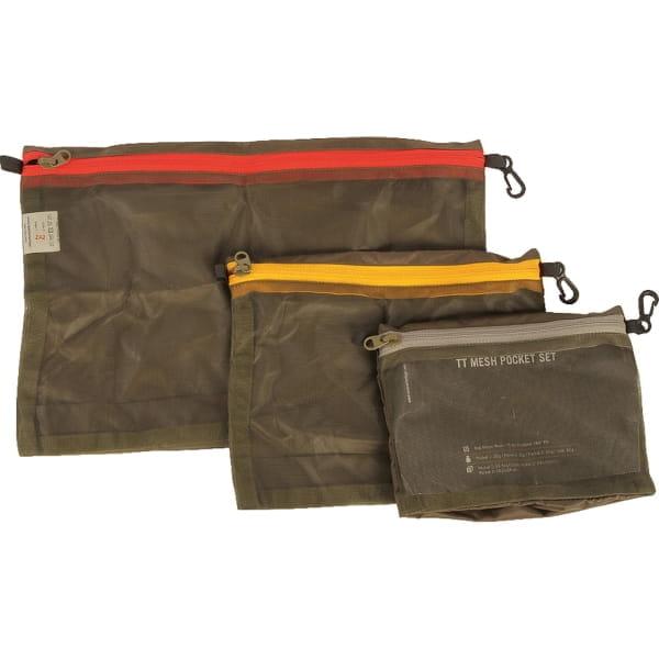 Tasmanian Tiger Mesh Pocket Set - Bild 1