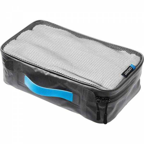 COCOON Packing Cube with Open Net Top M - Packtasche grey-black - Bild 6