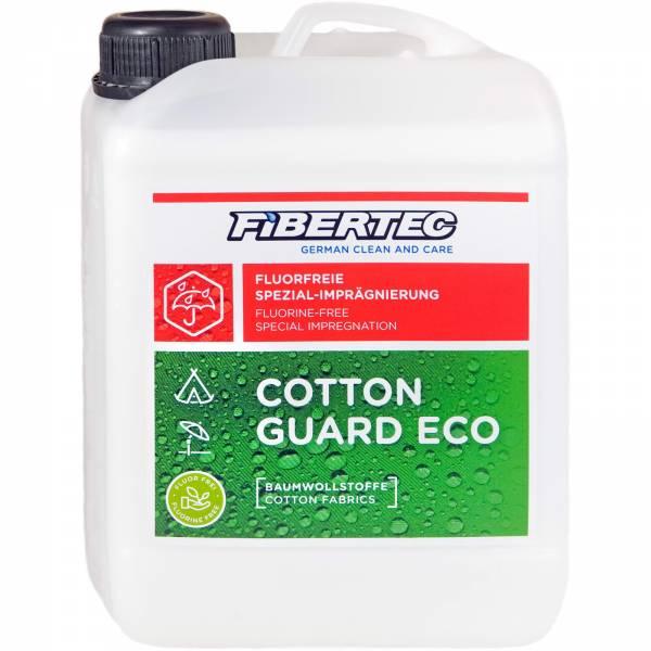 FIBERTEC Cotton Guard Eco 2,5 Liter - Baumwollimprägnierung - Bild 1