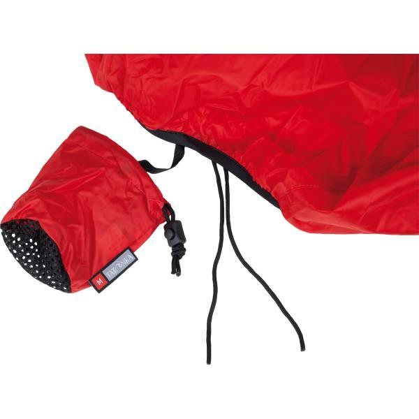 Tatonka Rain Flap L - 55-70 Liter Rucksacküberzug red - Bild 4