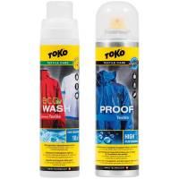Toko Textile Proof + Eco Textile Wash - Vorteilspack