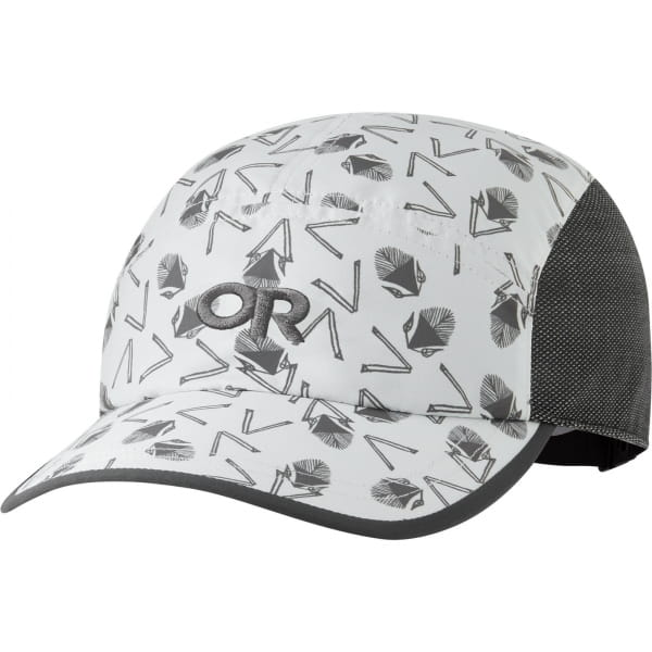 Outdoor Research Swift Cap - Basecap printed white - Bild 11