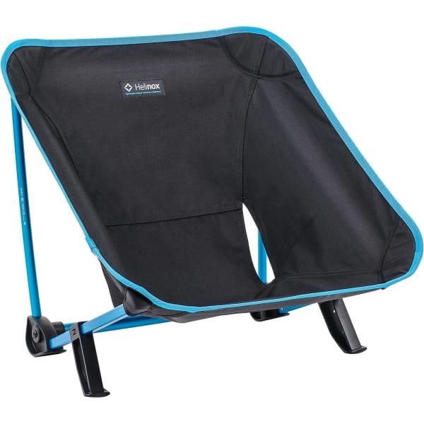 Helinox Incline Festival Chair - Faltstuhl black-blue - Bild 1