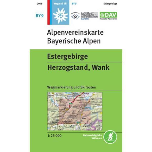 DAV BY09 Estergebirge - Bild 1