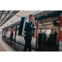 Vorschau: zulupack Traveller 32 - Reise-Tasche - Bild 8