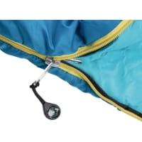 Vorschau: Grüezi Bag Kids Grow Colorful - Schlafsack für Kinder water - Bild 13