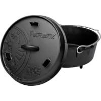 Petromax Feuertopf ft4.5 mit Füßen - Dutch Oven