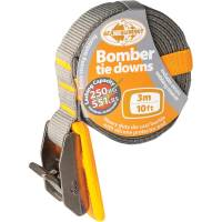 Sea to Summit Bomber Tie Down Strap - 3 m orange - Spanngurt