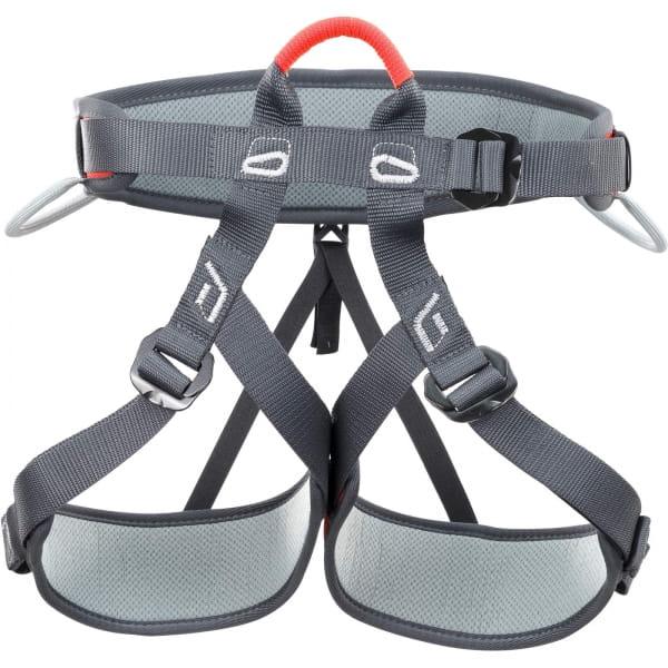 Climbing Technology Explorer - Klettersteiggurt black-orange - Bild 3