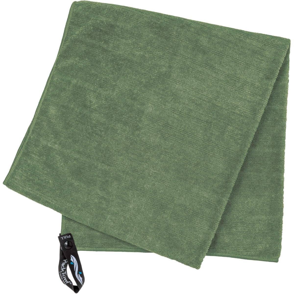 PackTowl Luxe Face - Outdoor-Handtuch rainforest - Bild 5