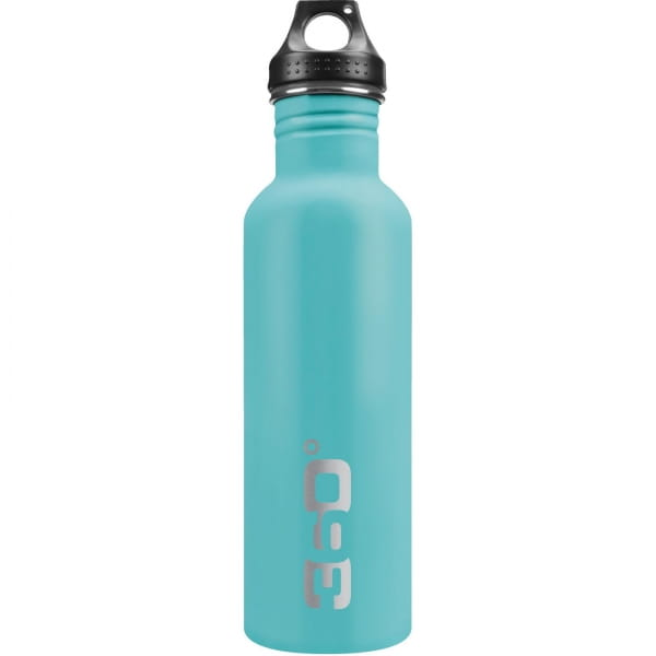 360 degrees Stainless Drink Bottle - 1000 ml - Trinkflasche turquoise - Bild 8