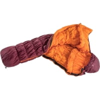 Vorschau: deuter Exosphere -6° SL - Schlafsack maron-mango - Bild 3