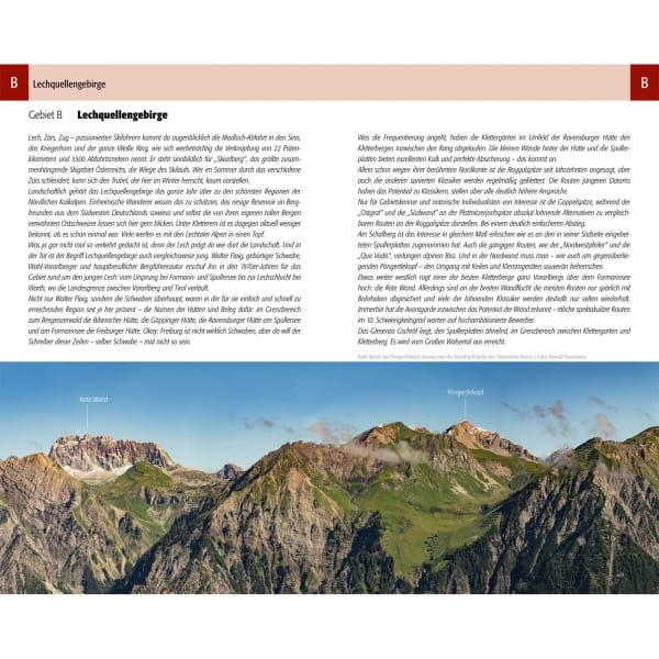 Panico Verlag Vorarlberg - Alpin-Kletterführer - Bild 3