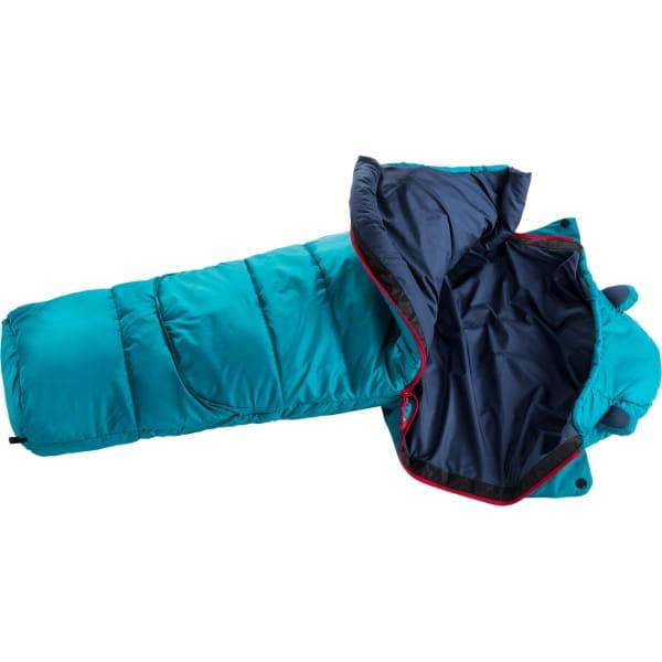deuter Little Star - Schlafsack für Kinder petrol-navy - Bild 2