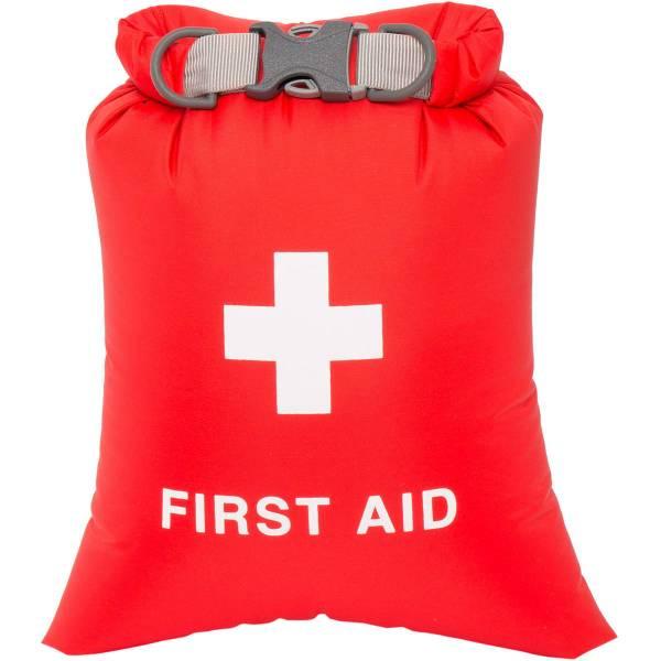 EXPED Fold Drybag First Aid - Packtasche red - Bild 1