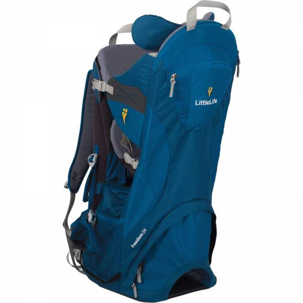 LittleLife Freedom S4 - Kinderkraxe blau - Bild 1