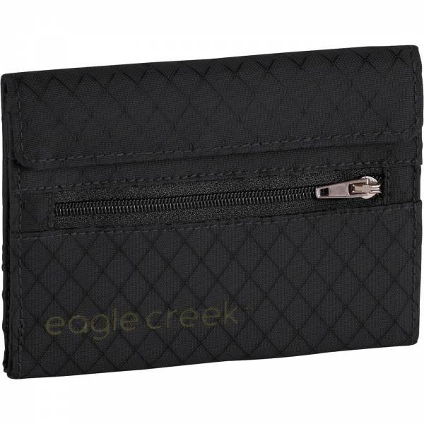 Eagle Creek RFID International Tri-Fold Wallet - Geldbörse jet black - Bild 5