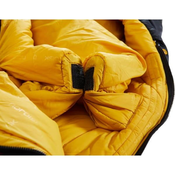 Nordisk Oscar -20° Mummy - Winterschlafsack rio red-mustard yellow-black - Bild 6