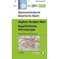 DAV BY01 Allgäuer Voralpen West