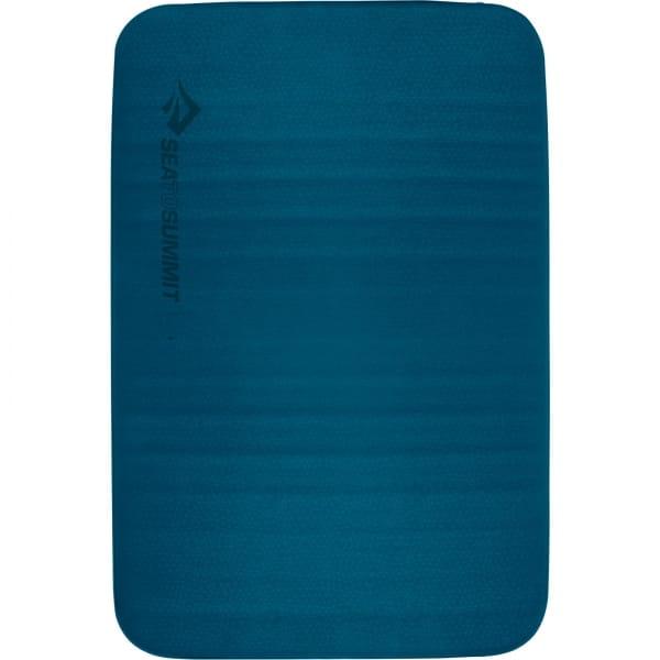 Sea to Summit Comfort Deluxe S.I. Double - Isomatte byron blue - Bild 2