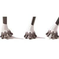 Vorschau: TSL Kit Grip Crossover - Ersatzpads - Bild 7