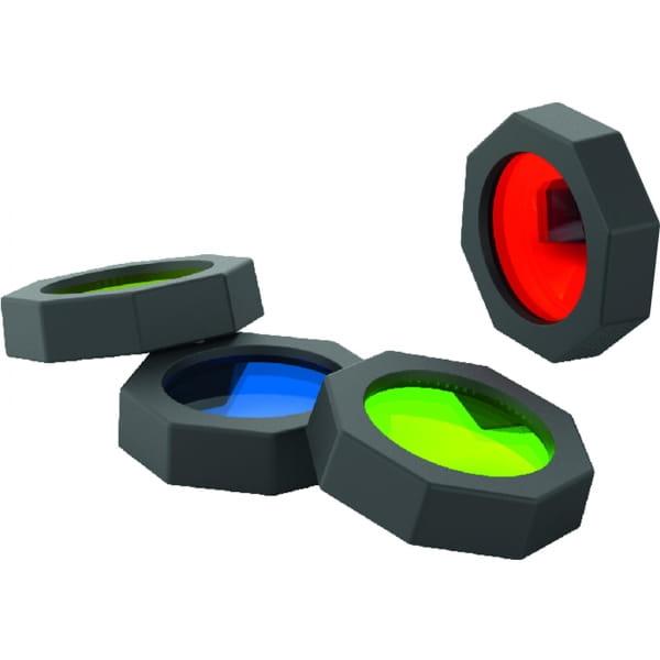 Ledlenser Color Filter Set 37 mm Type A - Farbfilter - Bild 1
