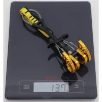 Vorschau: Black Diamond Camalot C4 2.0 gelb - Klemmgerät - Bild 2