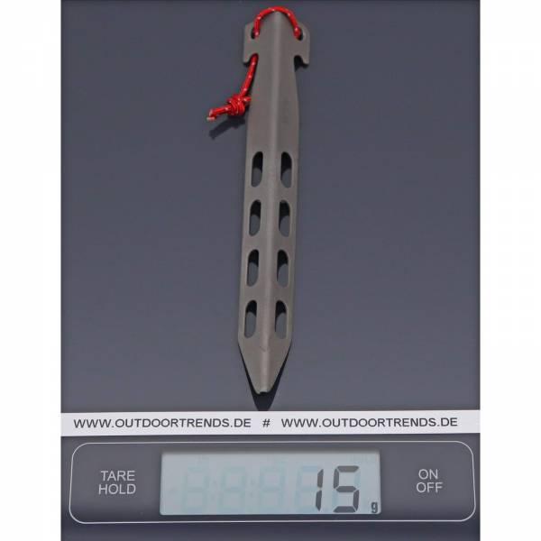 EOE Nohl Ti 25X160 V - Titan-Heringe - Bild 2