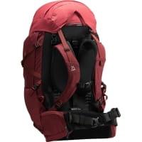 Vorschau: Haglöfs Ängd 60 Women's - Trekkingrucksack light maroon red-brick red - Bild 5