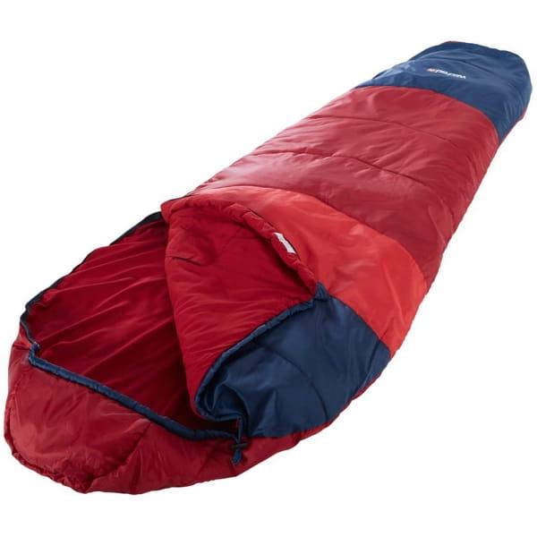 Wechsel Tents Stardust 10° M - Schlafsack red dahlia - Bild 7