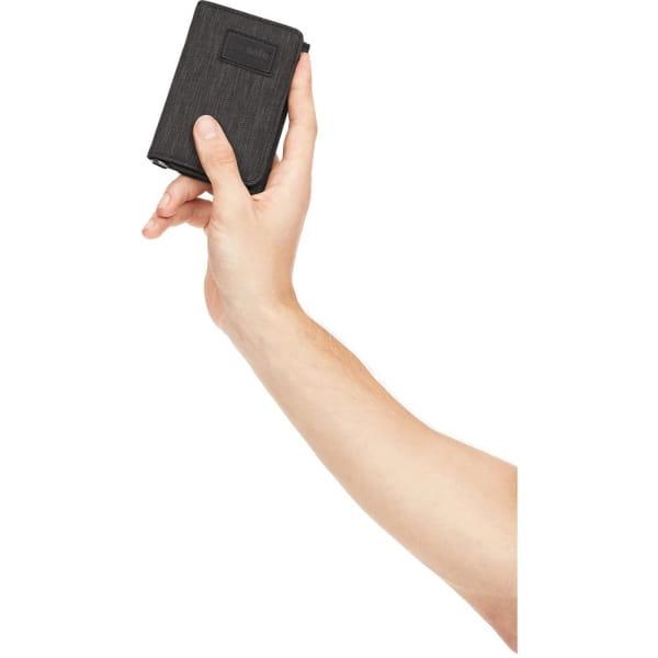 pacsafe RFIDsafe Trifold Wallet - Geldbörse carbon - Bild 6
