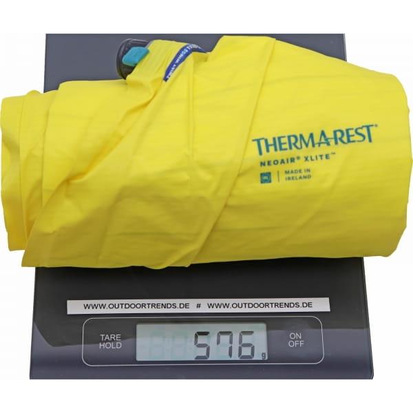 Therm-a-Rest NeoAir XLite - Luftmatratze lemon curry - Bild 6