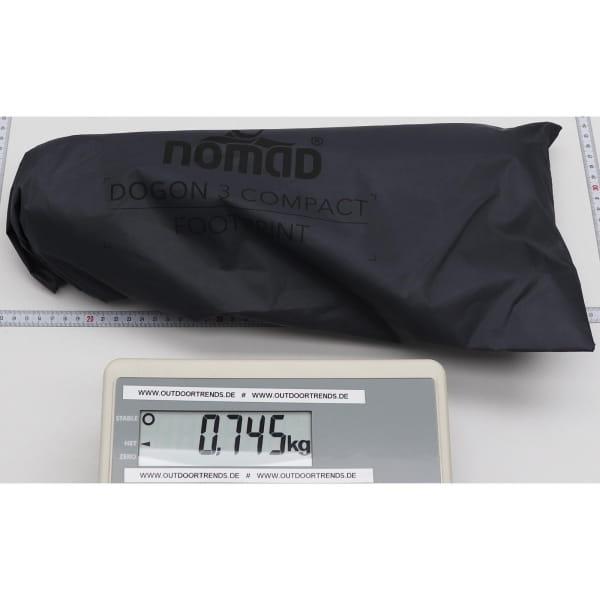 NOMAD Floorprotector Dogon 3 Compact - Zeltunterlage - Bild 3