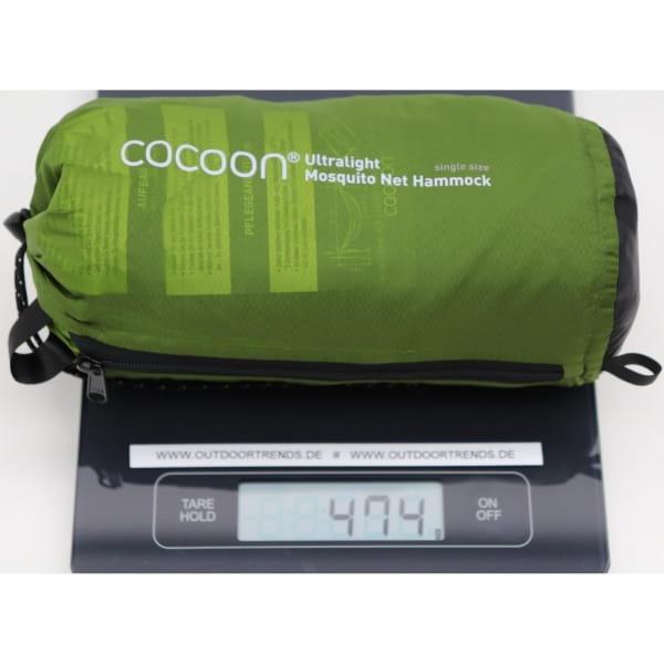 COCOON Ultralight Mosquito Net Hammock - Hängematte mit Moskitonetz olive green - Bild 2