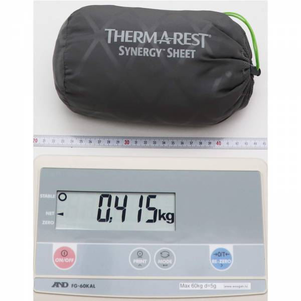 Therm-a-Rest Synergy™ Sheet Duo Large - Matten-Überzug - Bild 3