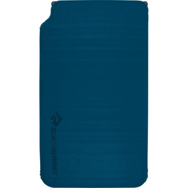 Sea to Summit Comfort Deluxe S.I. Camper Van - Isomatte byron blue - Bild 4