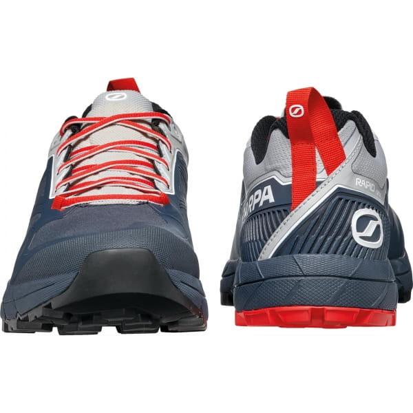 Scarpa Rapid GTX - Zustieg-Schuhe ombre blue-red - Bild 5