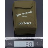 Vorschau: Tatonka Foldable Seat Mat - Falt-Sitzkissen olive - Bild 4