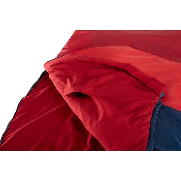 Wechsel Tents Stardust 10° M - Schlafsack red dahlia - Bild 14