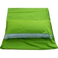 Vorschau: Origin Outdoors Sleeping Liner Mikrofaser grün - Bild 5