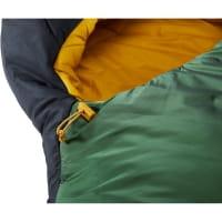 Vorschau: Nordisk Gormsson -2° Egg - 3-Jahreszeiten-Schlafsack artichoke green-mustard yellow-black - Bild 9